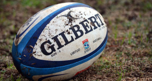 Gilbert brand rugby ball standard equipment rugby ball