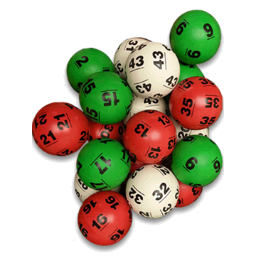 Smartplay Rubber Lottery Balls