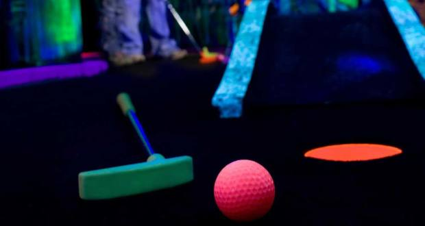 Indoor-Mini-Golf