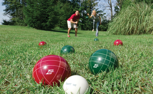 Bocce Ball Uses Not 1 But 8 Index Of
